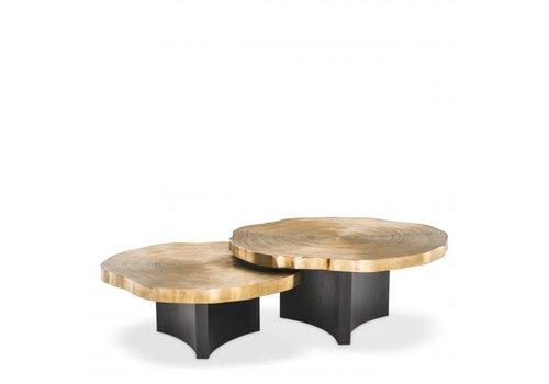 EICHHOLTZ Coffee table Thousand Oaks Set of 2