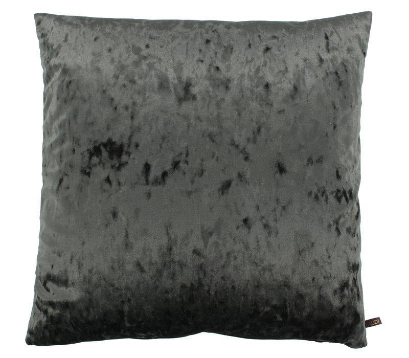 Throw pillow Pias Dark Taupe