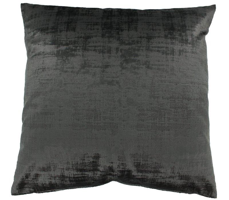 Throw pillow Asha Dark Taupe