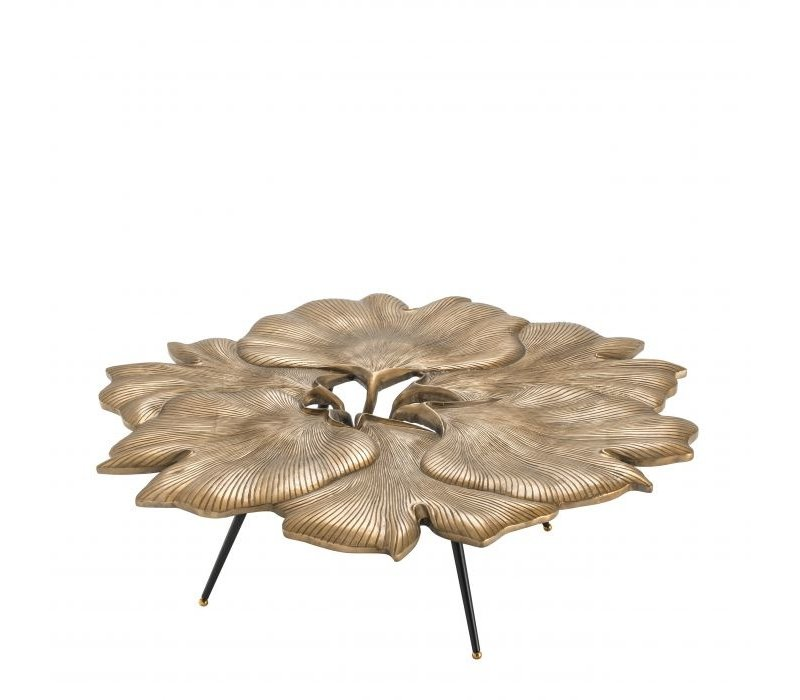 Coffee table 'Ginkgo'