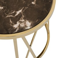 Side table 'Baccarat'