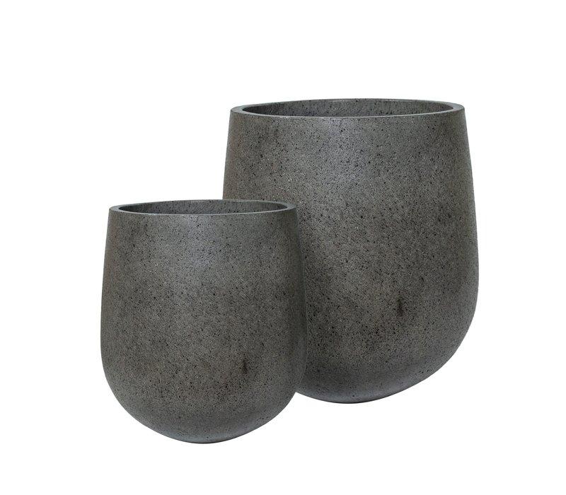 Pflanzer 'Stone' 2er Set