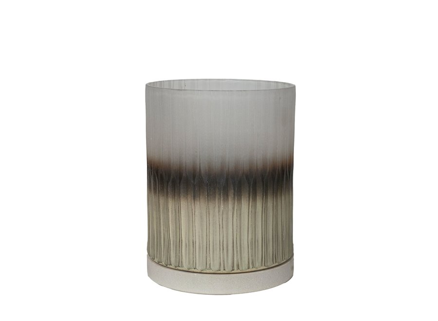 Windlicht Soap stone  - M
