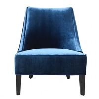 Fauteuil 'Dulwich' - Aegean blue