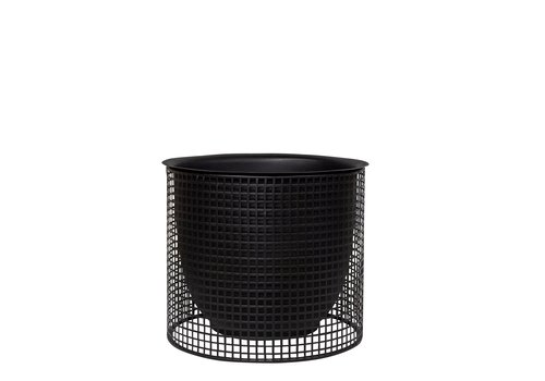 Dome Deco Planter Iron - L