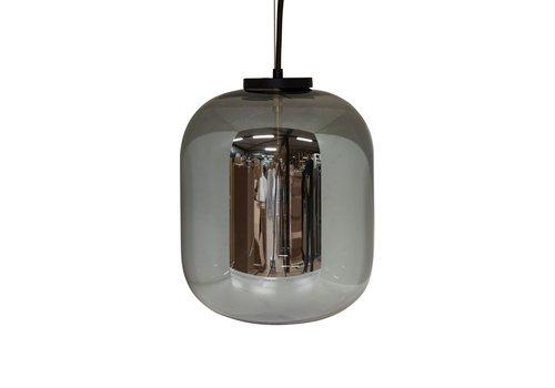 Dome Deco Hängelampe Bulb schwarz - M