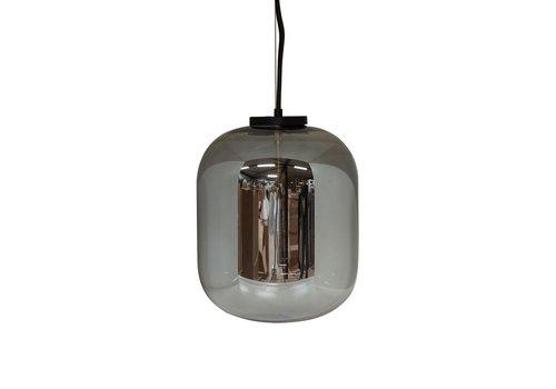 Dome Deco Hängelampe Bulb schwarz - S