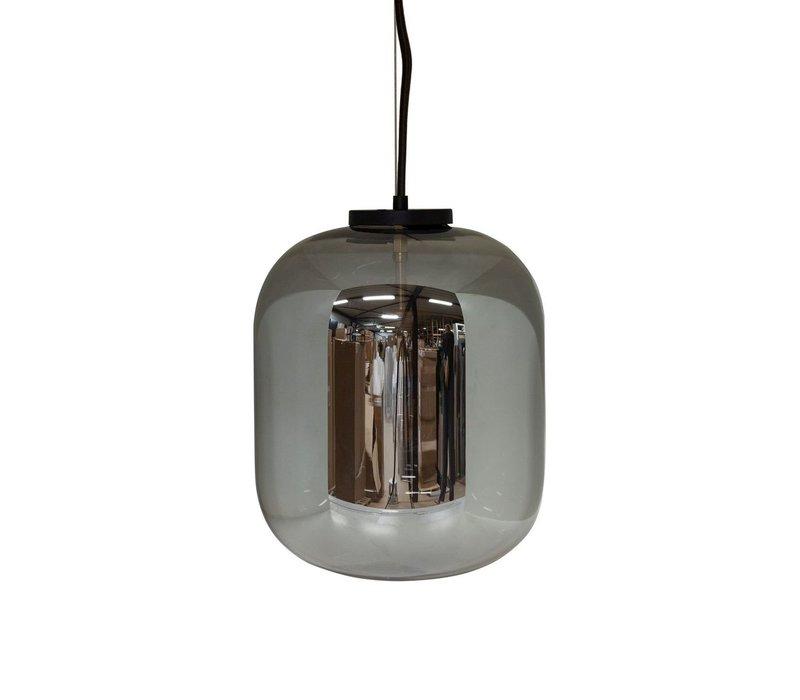 Hanging Lamp 'Bulb black' - S