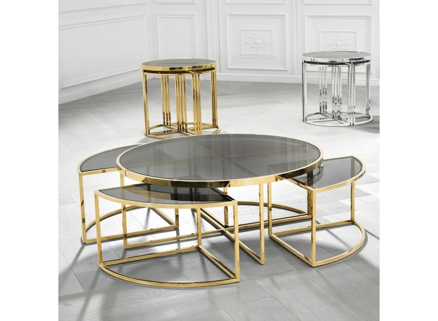 Salontafel 'Padova' - Gold