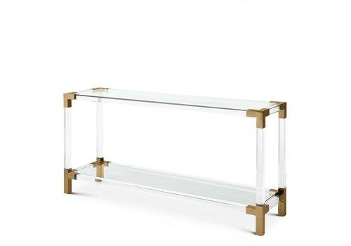 EICHHOLTZ Console tafel Royalton - Bronze