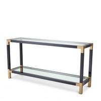 Console table 'Royalton' - Black