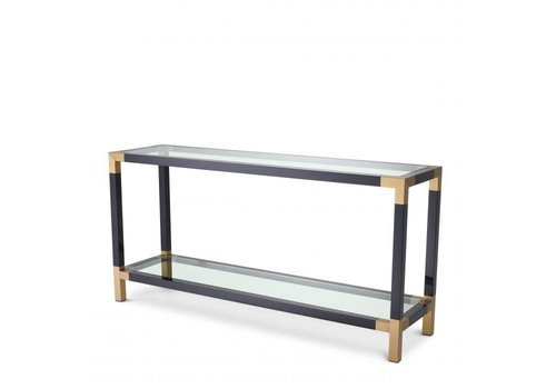 EICHHOLTZ Console tafel Royalton - Black