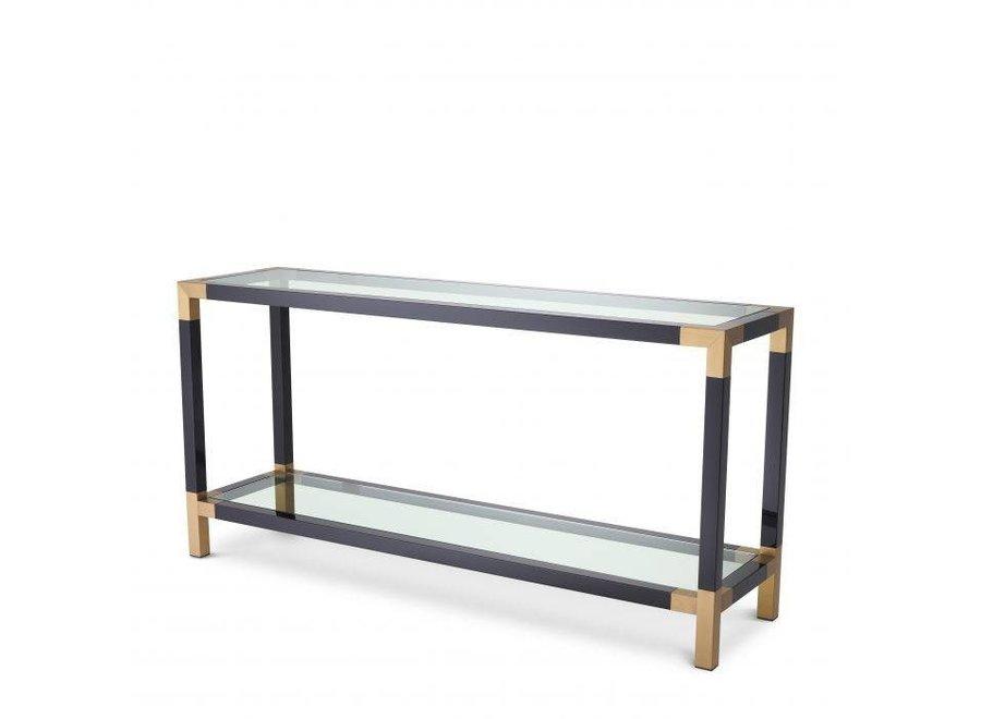 Console tafel Royalton - Black