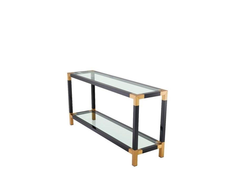 Console tafel 'Royalton' - Black