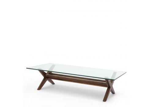 EICHHOLTZ Coffee table Maynor - Brown