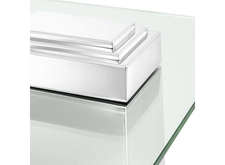 Bijzettafel 'Orient' - Silver