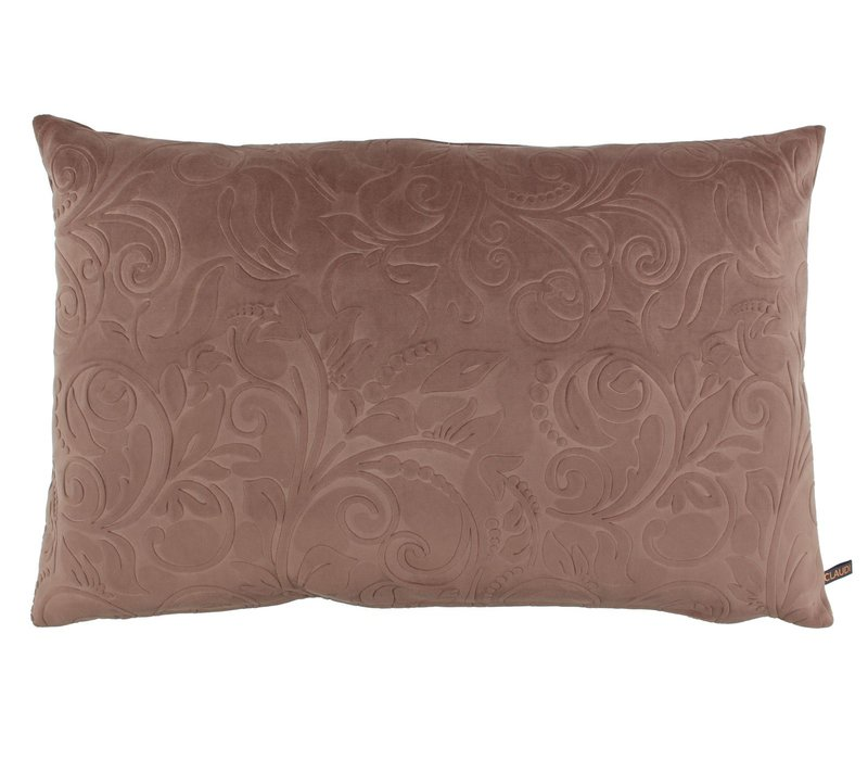 Throw pillow Aafje Ash Rose