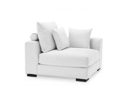 EICHHOLTZ Corner Sofa Clifford - Avalon white