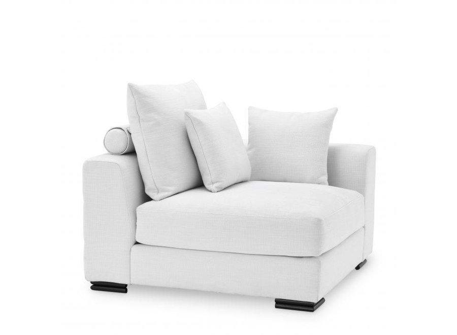 Corner Sofa Clifford - Avalon white
