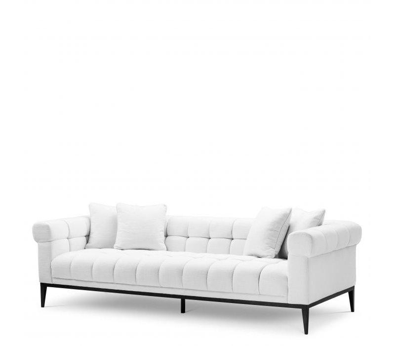 Sofa 'Aurelio' - Avalon white