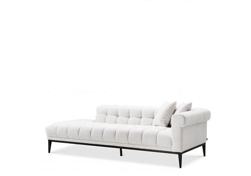 EICHHOLTZ Lounge Sofa Aurelio - Avalon white   - Right