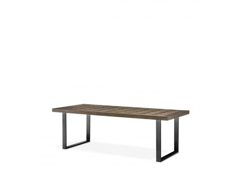 EICHHOLTZ Dining table Gregorio - 230 cm