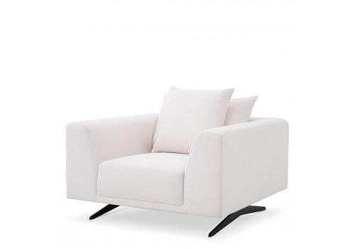 EICHHOLTZ Armchair Endless - Avalon white