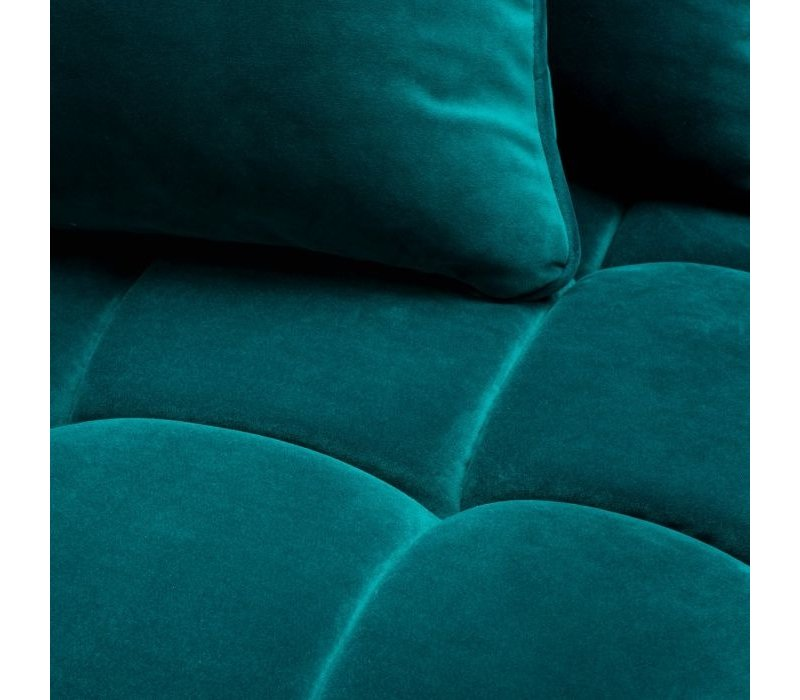 Eichholtz Armchair Aurelio Savona Sea Green Wilhelmina Designs
