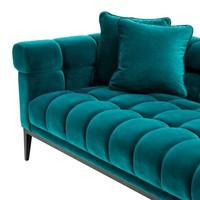 Sofa 'Aurelio' - Savona sea green