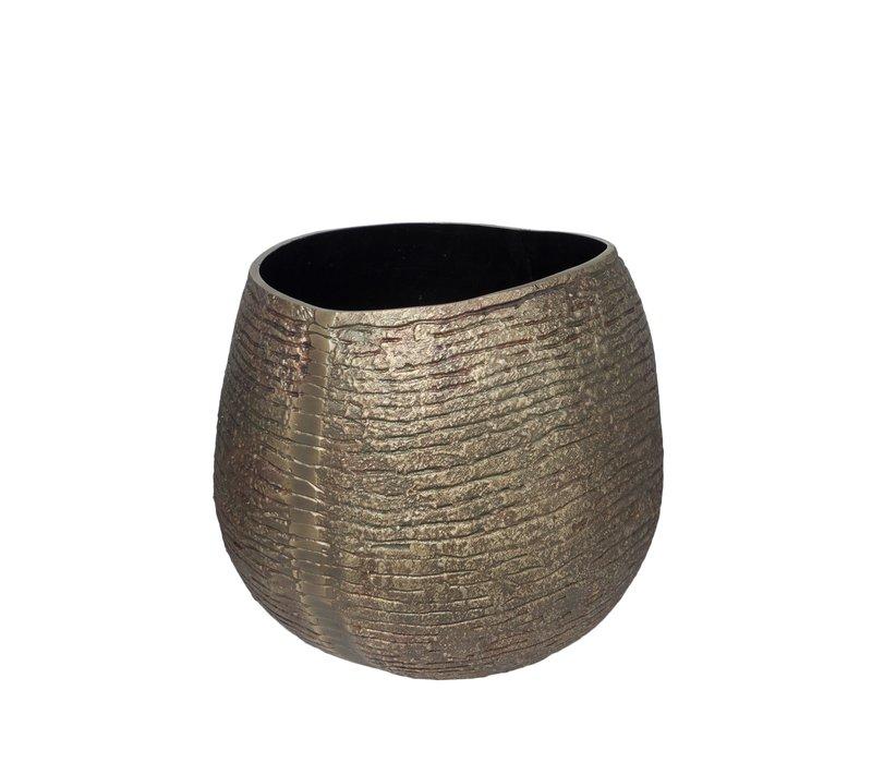 Vase 'Aluminium' - M