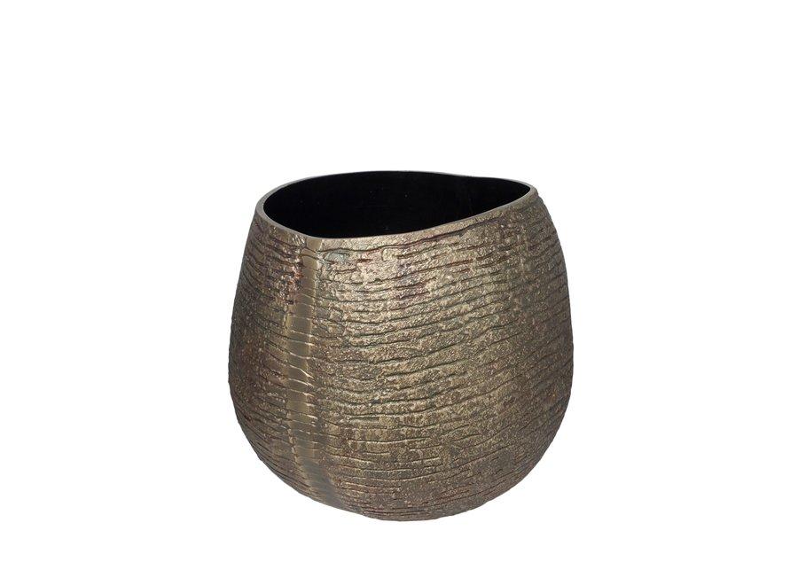 Vase Aluminium - M