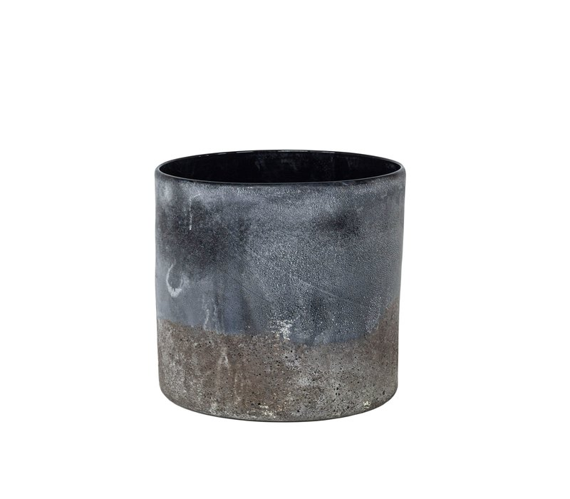 Vase 'Eroded' - S