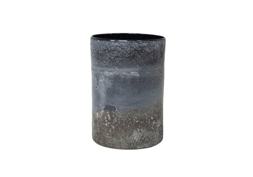 Dome Deco Vase Eroded - M