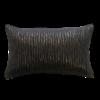 Leïlah Throw pillow Kenya Black / Gold