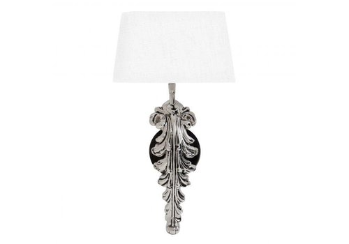 EICHHOLTZ Wall lamp Beau Site - Nickel