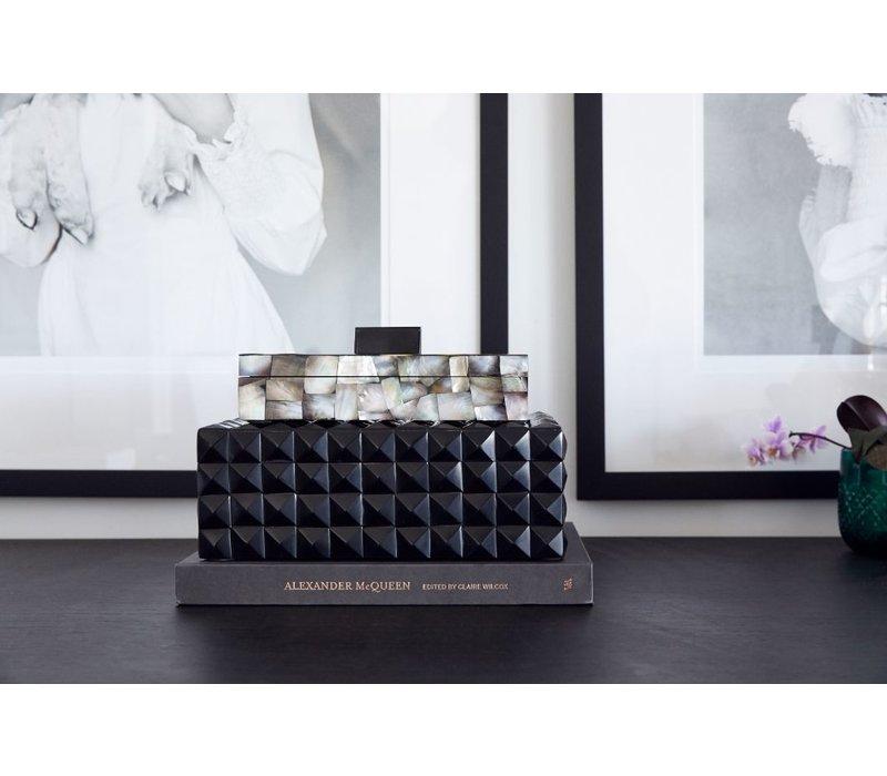 Luxus Aufbewahrungsbox 'Perlmutt' M.