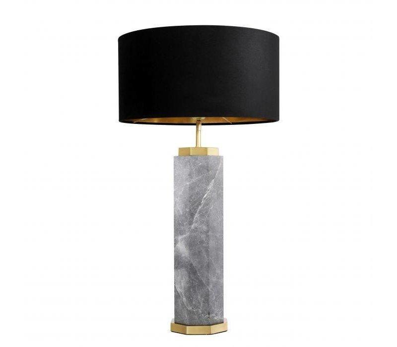 Tischlampe 'Newman' - Antique