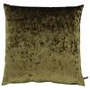 CLAUDI Throw pillow Pias Dark Olive