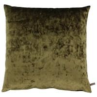 Throw pillow Pias Dark Olive