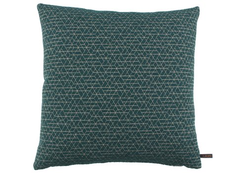 CLAUDI Cushion Juna Emerald