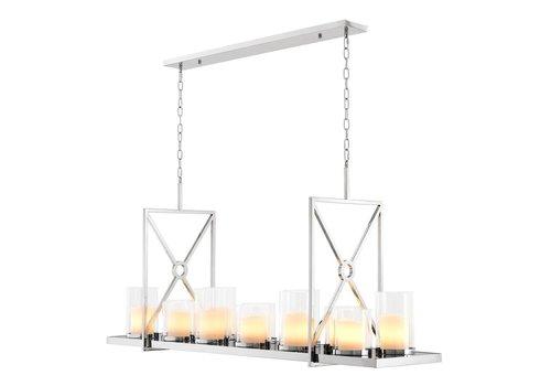 EICHHOLTZ Hanging lamp Summit - Nickel