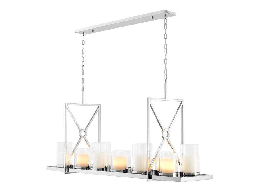 Hanglamp 'Summit' - Nickel