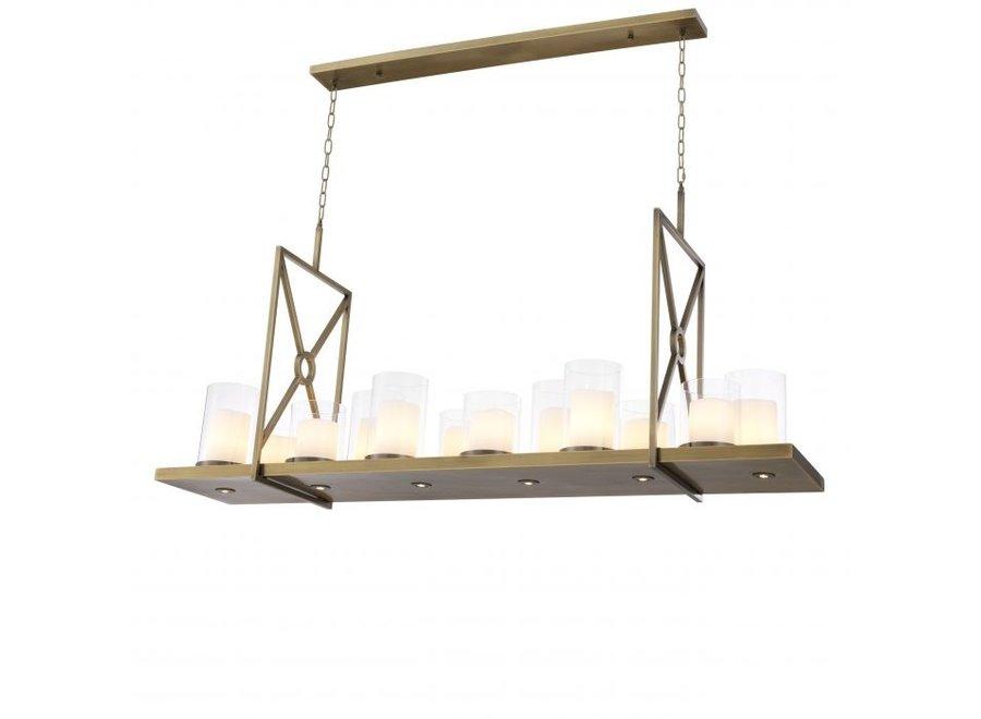 Hanglamp 'Summit' - Messing