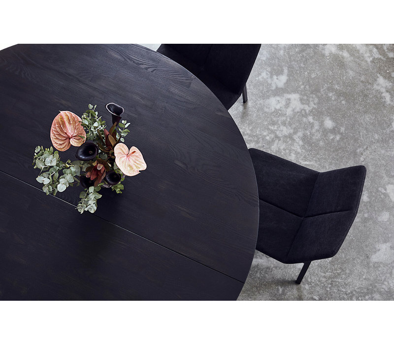 Dining room chair 'Chamfer' Anthracite