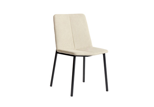 MUUBS Dining room chair 'Chamfer' Dessert
