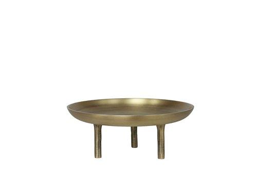 Dome Deco Schale Aluminium - Bronze - S