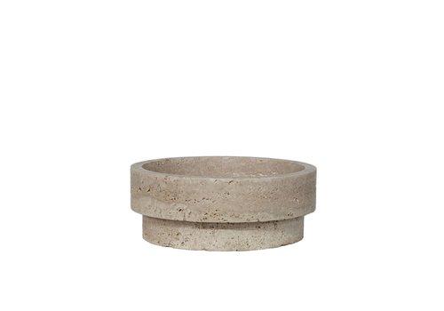 Dome Deco Schale Marble - Cream