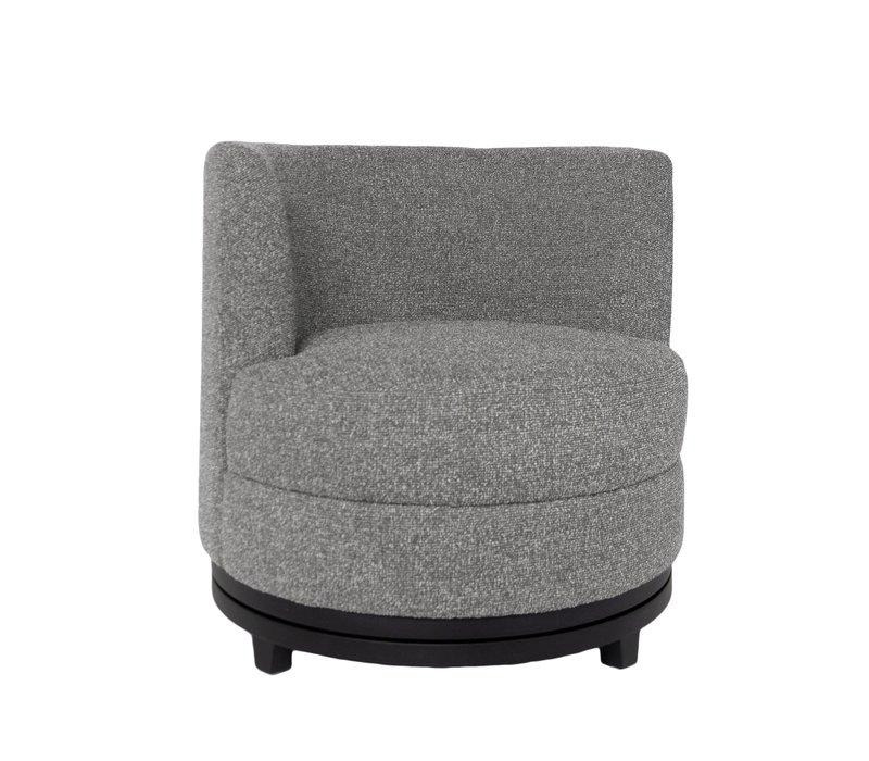Lounge chair on platform 'Ayden' - Brema