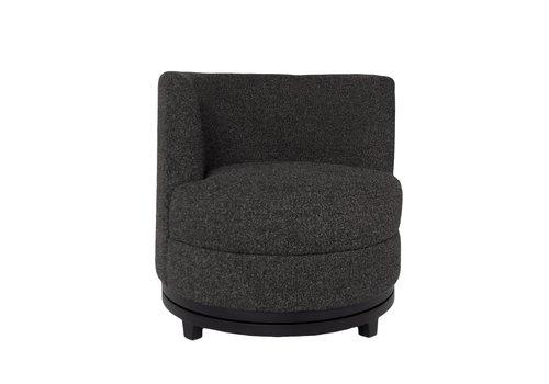 Dome Deco Lounge chair on platform Ayden - Brema
