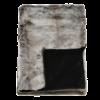 Heirloom Pelzplaid 'Silver Marten' 150x180cm